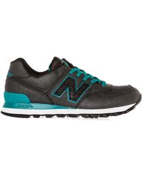New Balance The 574 Precious Metals Sneaker - Lyst