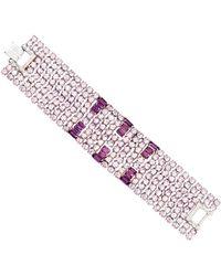 Carole Tanenbaum Vintage Weiss Style Bracelet - Lyst
