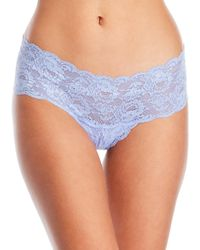Cosabella - Never Say Never Hottie Low Rider Hot Pants - Lyst