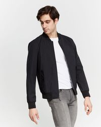 Marc New York Barracuda Softshell Bomber - Black