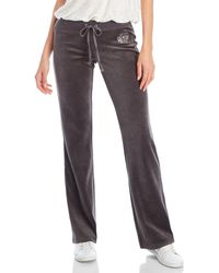 Juicy Couture | Drawstring Jogger Pants | Lyst