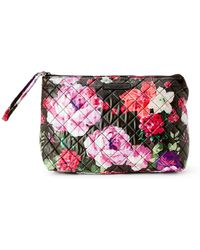 Macbeth Collection - Floral-Print Travel Pouch - Lyst