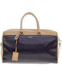 a9bc94d4df5d Lyst - Saint Laurent Duffle - Saint Laurent Duffle Bags