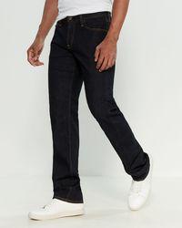 AG Jeans The Protégé Straight Leg Jeans - Black