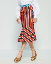 95926a063 Women's Stella Jean Skirts - Lyst
