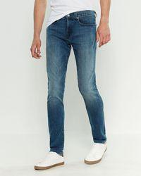 Fidelity Torino Slim Stretch Jeans - Blue