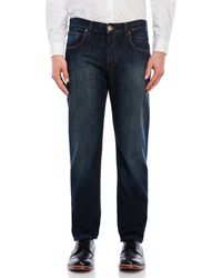 Moods Of Norway Ola R Flo Jeans - Blue
