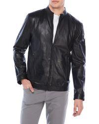 Verri - Leather Jacket - Lyst