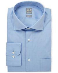 Ike Behar - Patch Pocket Dress Shirt - Lyst