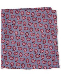 Vince Camuto | Boteh Print Pocket Square | Lyst