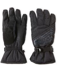 Spyder - Black Transcend Ski Gloves - Lyst