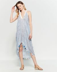 69368266f1e Lyst - Women s Surf Gypsy Maxi and long dresses On Sale