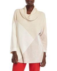 NIC+ZOE - Linear Cozy Sweater - Lyst