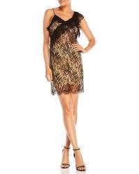 Sharon Wauchob Lace Ruffle Dress - Black