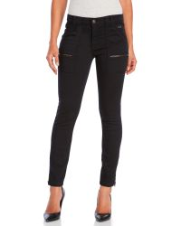 Romeo and Juliet Couture - Skinny Cargo Jeans - Lyst