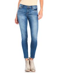 Eunina - Super Skinny Ankle Jeans - Lyst
