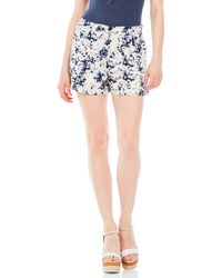 Olive & Oak - Printed Shorts - Lyst
