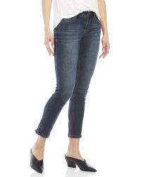 Earl Jean - Skinny Ankle Jeans - Lyst