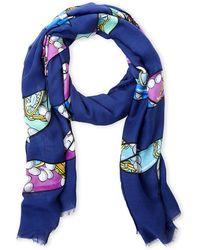 Moschino - Chain Knot Scarf - Lyst