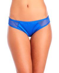 Carmen Marc Valvo - Aloha Sunrise Hipster Bikini Bottom - Lyst