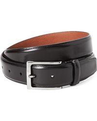 Trafalgar - Vincenzo Leather Belt - Lyst