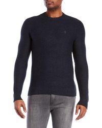 Original Penguin   Logo Knit Sweater   Lyst