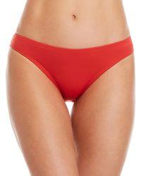 Carmen Marc Valvo - Bikini Bottom - Lyst