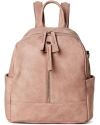 Moda Luxe Blush Bowie Convertible Backpack - Multicolor