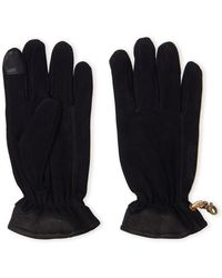 Timberland Suede Boot Gloves - Black