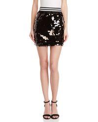 Mustard Seed - Varsity Paillette Skirt - Lyst
