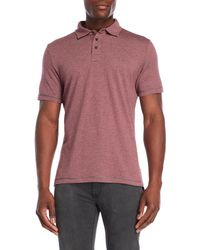 Surfside Supply - Striped Short Sleeve Polo Shirt - Lyst