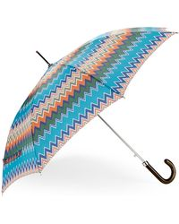 Missoni - Matteo Auto Stick Umbrella - Lyst