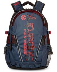 Superdry Board Tarp Backpack - Red