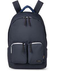 Steven Alan Miles Backpack - Blue