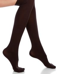 Max Mara - Microfiber Over-The-Knee Tights - Lyst