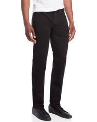Joe's Jeans - Savile Row Straight Slim Pants - Lyst