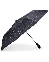 Nautica Auto Open Umbrella - Black