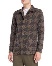 Native Youth - Lynx Shirt Jacket - Lyst