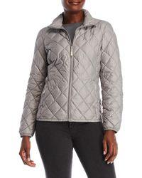 Weatherproof - Packable Down Coat - Lyst