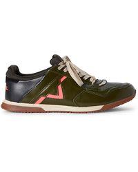 DIESEL Tarmac S-furyy Leather Low-top Sneakers - Multicolor