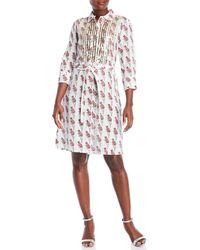 Figue | Cerise Sequin Summer Dress | Lyst