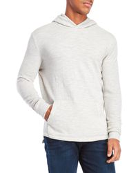 Kultivate - Terry Knit Hoodie - Lyst