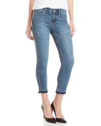 Nicole Miller - Tribeca Mid-rise Skinny Jeans - Lyst