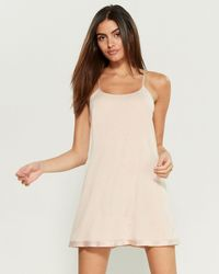 Rya Collection Rise And Shine Chemise - Natural