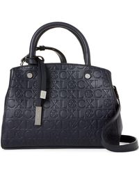 CXL by Christian Lacroix - Anabella Embossed Satchel - Lyst