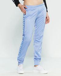 7666f7d2 Banda Wastoria Track Pants - Blue