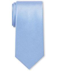 Nautica Blue Dot Pattern Tie