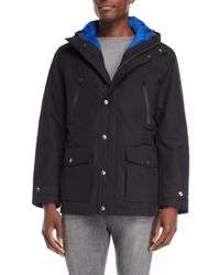 London Fog - 3-in-1 Hooded Jacket - Lyst