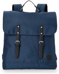 Enter # - Navy Backpack - Lyst