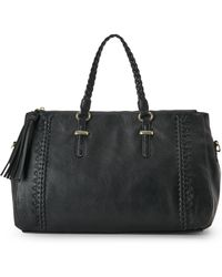 Olivia + Joy - Black Wren Satchel - Lyst